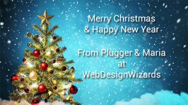 Merry Christmas & Happy New Year from WebDesignWizards